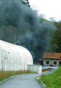 proteccion de tuneles