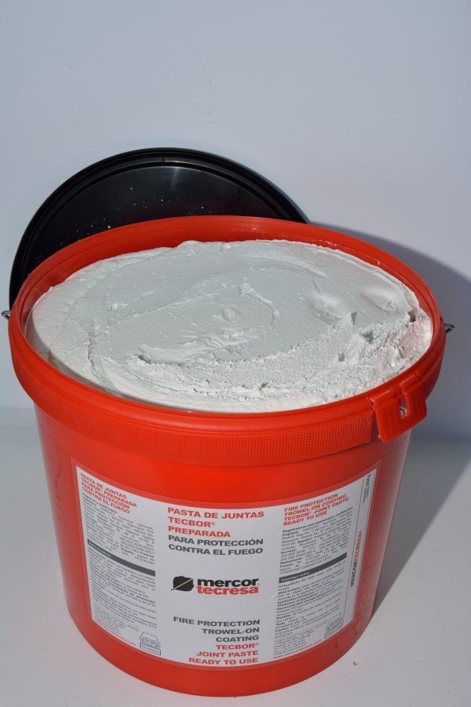 Joint Paste Ready To Use Tecbor 174 Mercor Tecresa 174