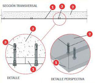 Detalle-Falso-Techo-Tecbor-B-20-REI-120
