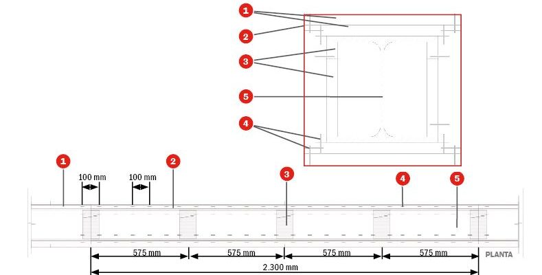 Detalle Tecbor Estr-Metalica-Sistema-Fijacion-Grapas
