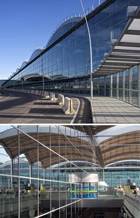 Obras en el aeropuerto de Alicante