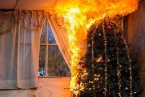 Consejos para evitar los incendios en Navidad