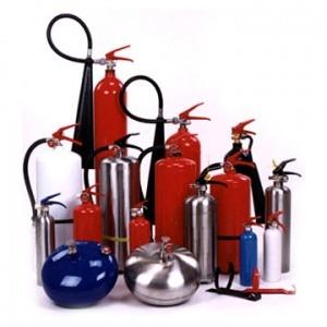 Historia del Extintor