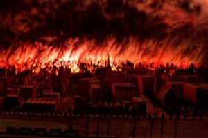 Los 10 incendios en ciudades más fuertes de la historia