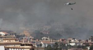 545 personas evacuadas en La Línea de la Concepción y San Roque