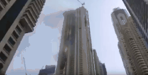 Otro gran incendio en uno de los rascacielos de Dubai