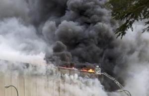 Incendios industriales en España en lo que va de 2016
