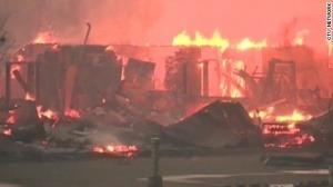 Los peores incendios del siglo XXI (ciudades)