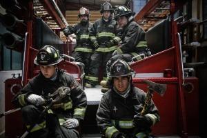 Así es un día en la vida de un bombero