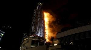 Protección contra incendios en torres y rascacielos