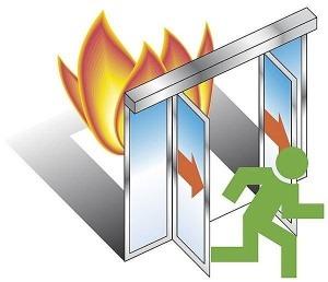 Evacuación en caso de incendio en industrias. Ejemplo de éxito
