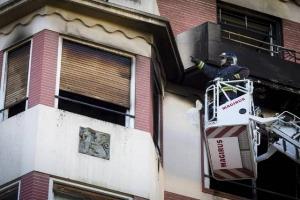 Fallece una niña de 12 años en un incendio