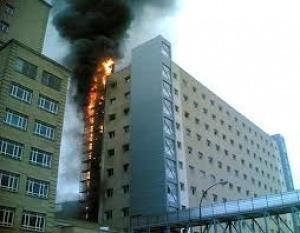 ¿Que hacer en caso de incendio en un hotel?