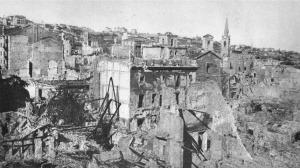 El incendio de Santander de 1941