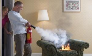 Actuar correctamente en caso de incendio puede salvarte la vida
