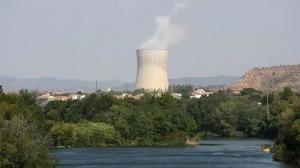 Incendio en Ascó I, central nuclear en Tarragona
