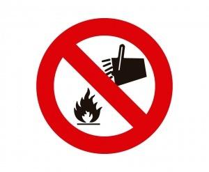 ¿Cómo apagar un fuego sin usar agua?