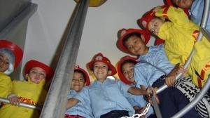 Educación para la prevención de incendios