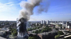 El Incendio de la torre Grenfell