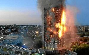 Protección contra incendios en grandes edificios residenciales