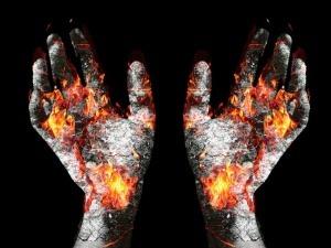 Tipos de quemaduras causadas por incendios