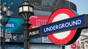 Incendio en el metro de Londres