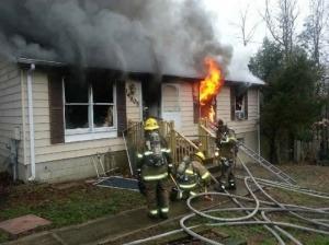 Conociendo el trabajo de los bomberos