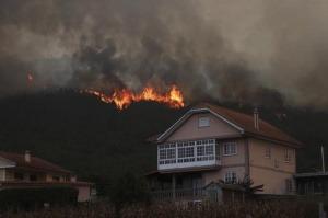 Consejos para actuar si vives cerca de un incendio forestal
