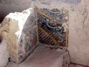 Un incendio destruye el mural más antiguo de Sudamérica