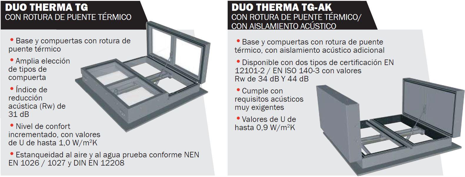 Aireador Duo Therma
