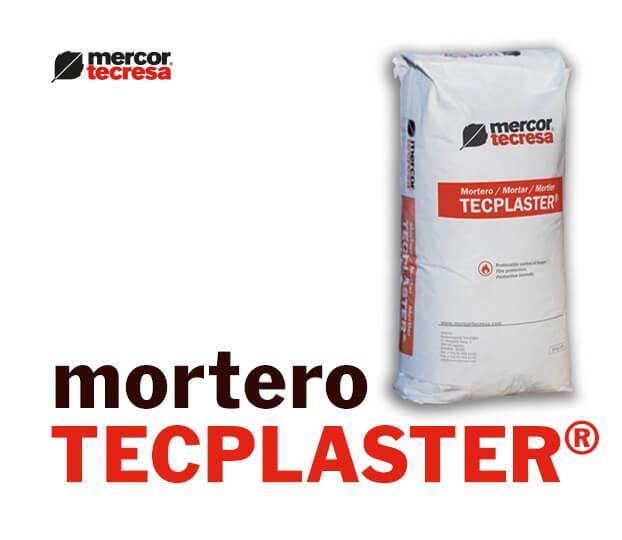 Mortero Tecplaster
