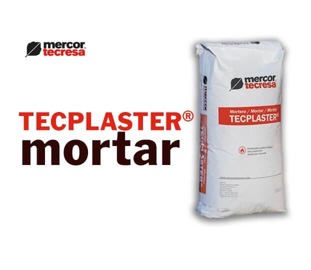 Tecplaster Mortar