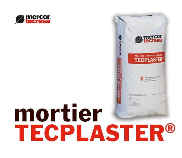 Mortier Tecplaster