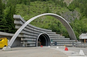 tunel montblanc