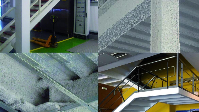 protección estructuras metálicas