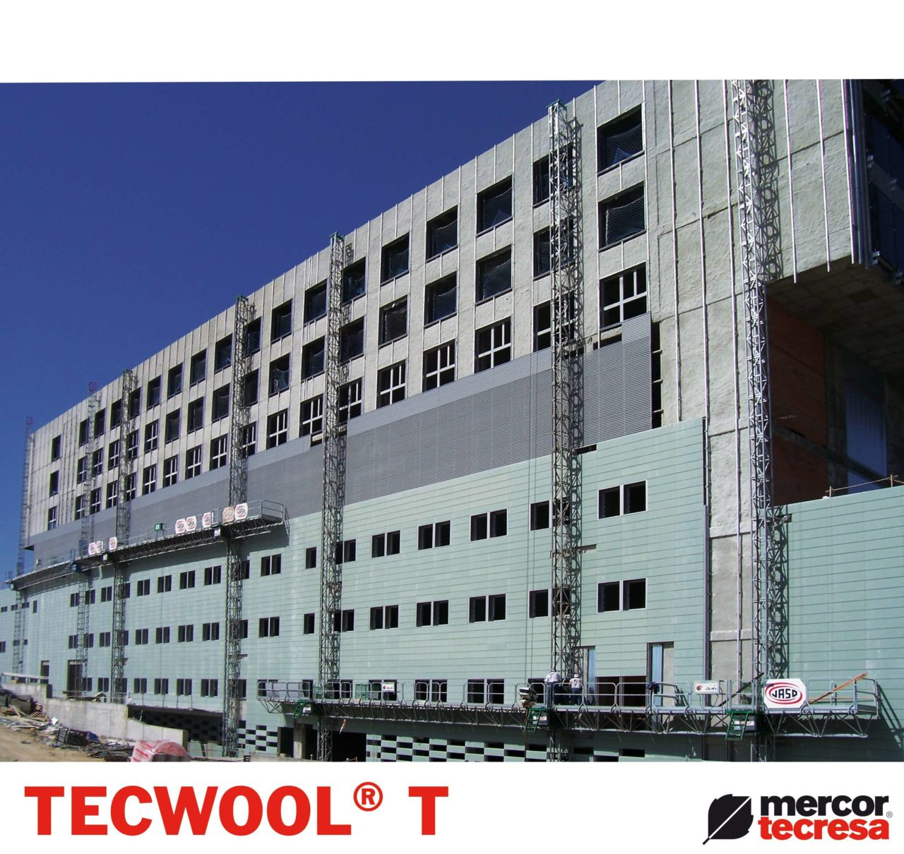 Tecwool T Mortar