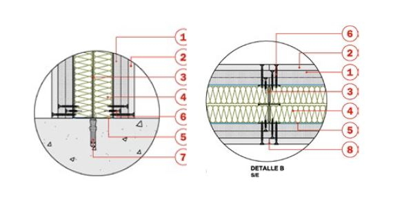 detalle tabique tecbor ei240