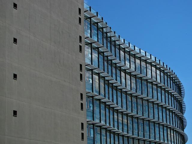 Juntas de dilatación sectorización edificios