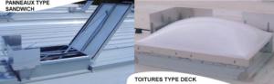 Image Panneaux Sandwich y toitures Deck