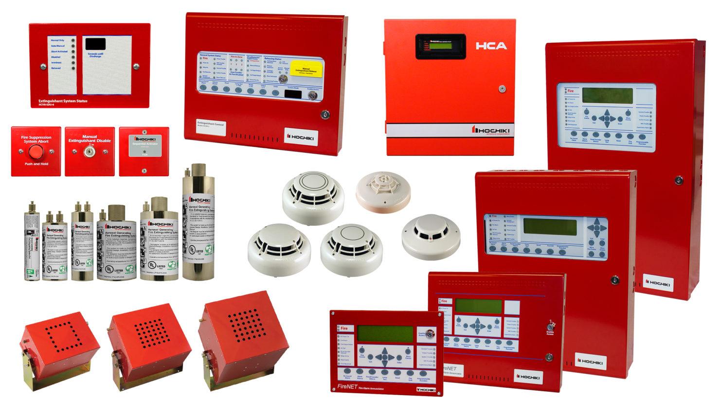 Sistemas detección incendios
