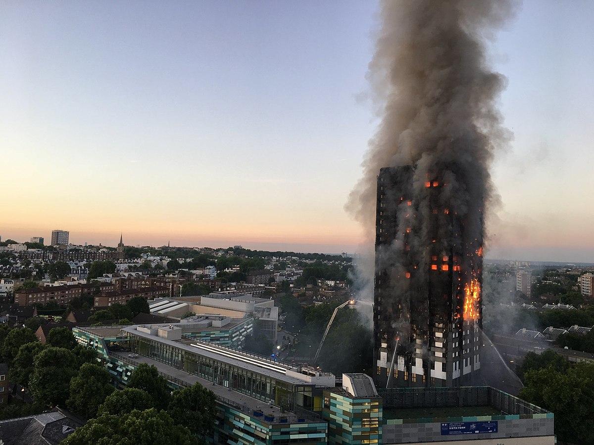 Incendio Edificios