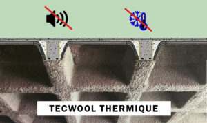 Tecwool Thermique
