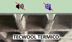 Tecwool Térmico