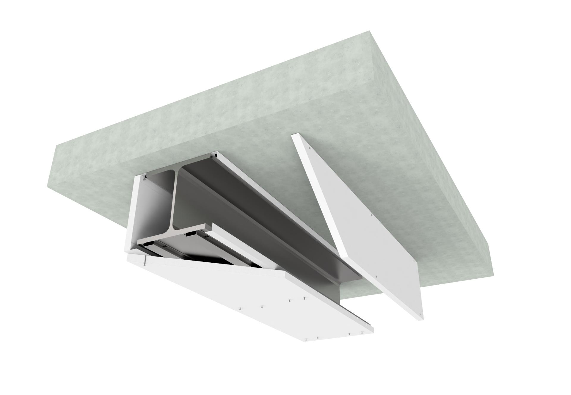 Protección estructura metálica Tecbor