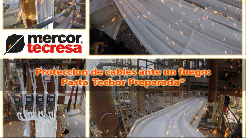 protección cables